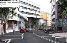 La primera part de les obres a Fiter i Rossell costaran 2,3 milions d'euros