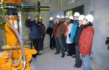 FEDA doblarà la producció d'energia a la planta de residus