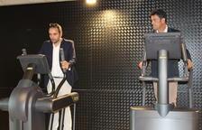 El nou gimnàs d'Ordino disposa de 150 metres quadrats més