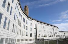 Els jutjats de Lleida