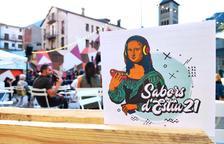 La segona edició de Sabors d'estiu ha rebut una mitjana de 300 persones per dia.