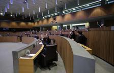 La cambra va votar ahir les propostes de resolució.