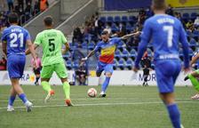 El FC Andorra deixa escapar el triomf (2-2)