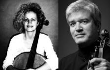 Nits d'estiu als museus · Concert: 'Diàlegs per a violí i violoncel'
