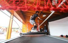 Vallnord-Pal Arinsal estrena un simulador per esquiar tot l'any i a tot arreu