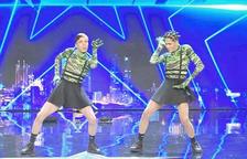 Braids es classifica per a la semifinal de 'Got Talent'