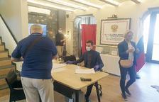 El col·legi electoral rus a Andorra.