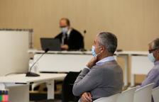 Miquel durant el judici.