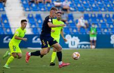 L'FC Andorra torna de Múrcia amb un nou empat (1-1)