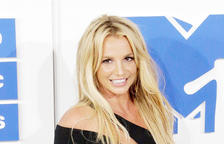 La cantant Britney Spears.