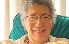 L'escriptor Ramón Herrera.