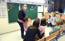 Les escoles d'Ordino reben Espot i Vilarrubla