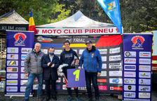 Jordi Lestang, guanyador del Campionat d'Andorra.
