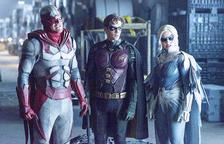 'Titans', una de les sèries de DC que s'integra a HBOMax.