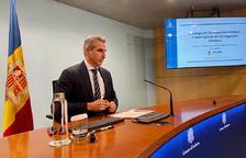 Cèsar Marquina ha presentat l'agència de ciberseguretat
