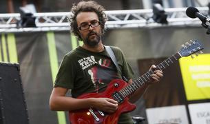 El músic Oriol Vilella.