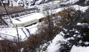 El terreny en conflicte entre Andorra la Vella i Sant Julià de Lòria.