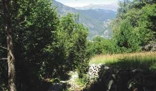 Camí de la Vall del Madriu.