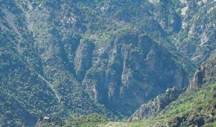 Vista panoràmica de Sant Serni i Sant Martí.