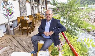 L'ex-cònsol major de la Massana, Josep Maria Camp
