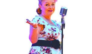 Susanne Georgi, cantant