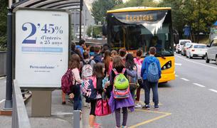 L'adjudicació del transport públic nacional podria acabar a la Batllia.