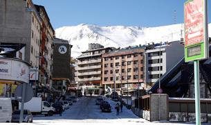 El Pas és un nucli amb un important nombre d'apartaments.