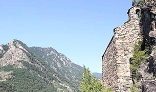 L'església de Nagol omple la ruta d'història