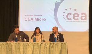 La Confederació Empresarial Andorrana presenta una nova divisió, la CEA Micro