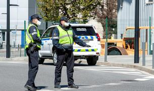 Control d'alcoholèmia de la policia