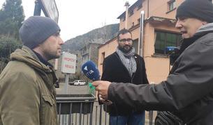 Jordi Jiménez ha presentat la proposta de l'enllumenat