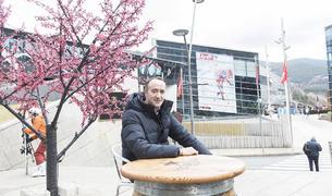 David Baró s'ha pres unes setmanes de descans abans del retorn a Andorra Telecom