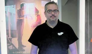 Jordi Torres, director Cinemes Illa Carlemany
