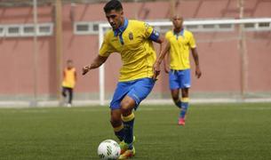 El jugador Borja Herrera