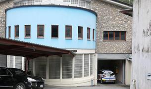 L'acusat de l'assassinat de Vila surt de l'hospital i torna a presó