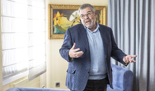 Jean Michel Rascagneres ha abandonat l'advocacia però manté la participació en equips especialitzats del Consell d'Europa.