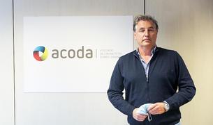 El president de l'Acoda, Josep Roca.
