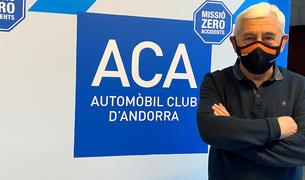 El responsable de la comissió esportiva de l'ACA, Denis Marot.