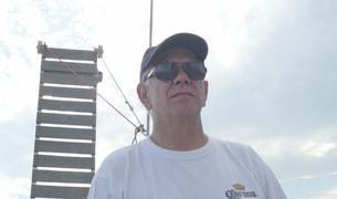 Raymond Juan, president de l'skal club andorra