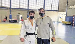 El judoka Joël Rossell.