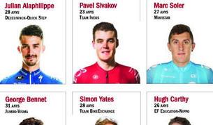Una seixantena de ciclistes d'elit resideixen a Andorra