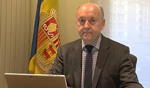 El nou president de la Cambra, Josep Maria Mas.