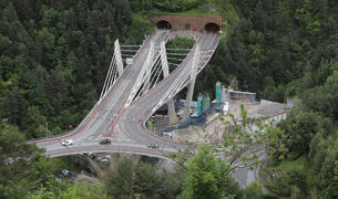 Accident al Túnel de les dos Valires