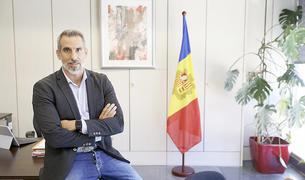 Cèsar Marquina apunta que a les PIMES se'ls vol facilitar les eines per emprendre la digitalització.