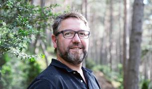 Iñaki Rubio, autor de 'Morts, qui us ha mort?'.