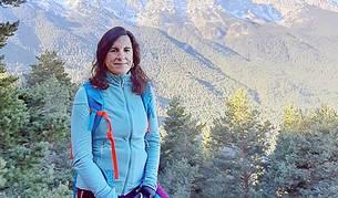 La investigadora del Cenma, Ana Echevarría.