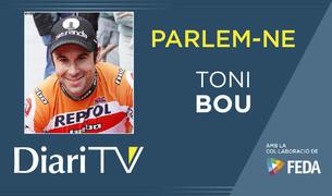 Entrevista amb el campió del món de trial a les 20h