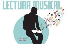 Cartell del club de lectura musical