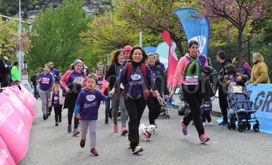 La cursa de l'illa aplega 2.700 persones