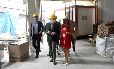 El primer edifici d'habitatges d'ús social impulsat per Govern